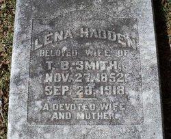 Lena <i>Hadden</i> Smith, Sr