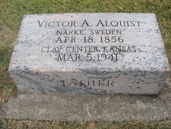 Victor A. Alquist