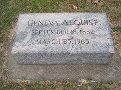 Clara Geneva Alquist