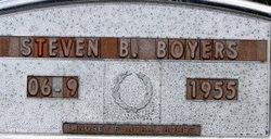 Steven B Boyers