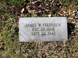 James Willard Frederick