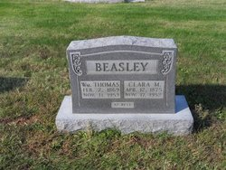 Clara M. <i>Sims</i> Beasley