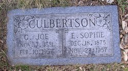 E. Sophie <i>Jensen</i> Culbertson