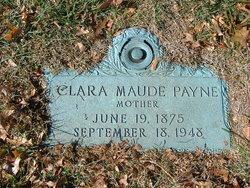 Clara Maude <i>Reed</i> Payne