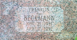 Franklin Delane Blue Beckmann