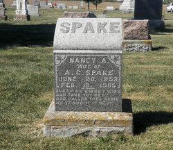 Nancy A. <i>Dixon</i> Spake