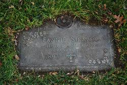 Fannie Bubbie Summer
