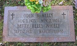 Oden Burnell Kelly