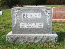 Anna L. <i>Sowers</i> Berger