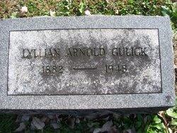 Lyllian <i>Arnold</i> Gulick