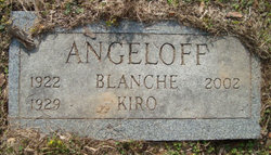 Blanche Angeloff