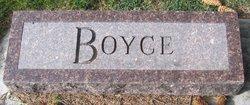 Beatrice M Boyce