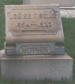 Louisa Frederika <i>Gabriel</i> Beile