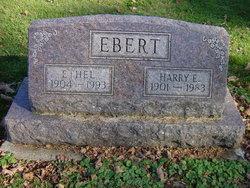 Harry Edward Ebert, Sr