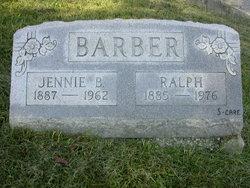 Jeannette <i>Muir</i> Barber