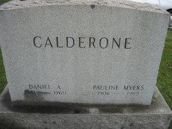 Daniel Anthony Calderone
