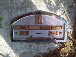 Fern <i>Bruner</i> Bickerdyke