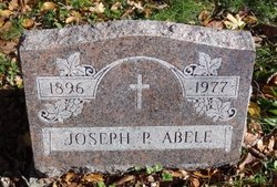 Joseph P Abele