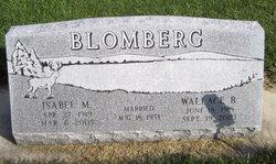 Isabel M. <i>Vosburgh</i> Blomberg