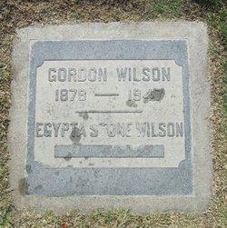 Mrs Egypta Todassantis <i>Stone</i> Wilson