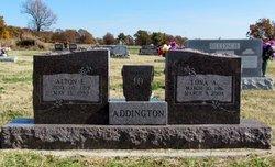 Lona A. <i>Bennett</i> Addington