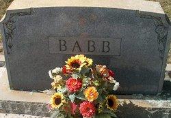 Author M Babb