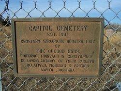 Capitol Cemetery