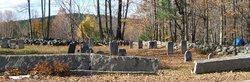 Scribner Hill Cemetery Lower Yard