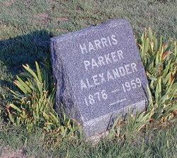 Harris Parker Alexander