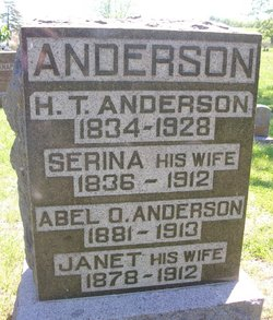 H. T. Anderson