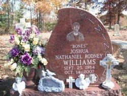 Joshua Nathaniel Rodney Bones Williams