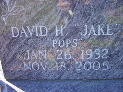 David H. <i>Jake</i> Carter