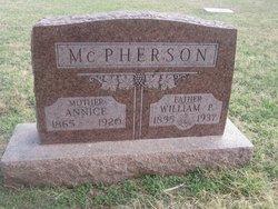 Sarah Annice Annice <i>Powell</i> McPherson
