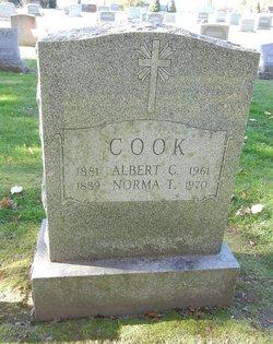 Albert C Cook