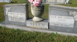 Clarence M Tiny Allen