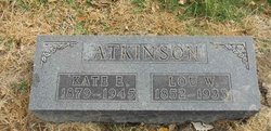 Kate E Atkinson