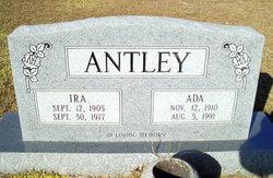 Ada <i>Nolan</i> Antley