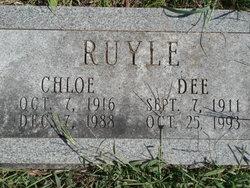 Chloe Ella <i>Slagle</i> Ruyle