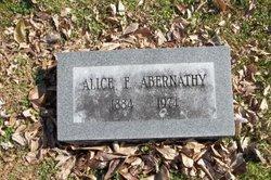 Alice Rose <i>Follis</i> Abernathy