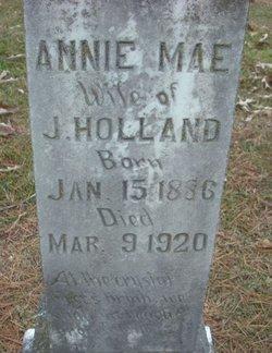 Annie Mae <i>Key</i> Holland