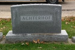 Jacob Jake Achterhof