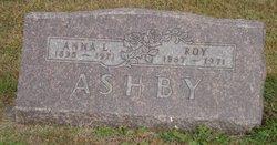 Anna L. <i>Roudebush</i> Ashby