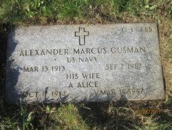 Alexander Marcus Gusman