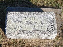 Edith Abercrombie