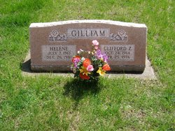 Clifford Zolan Gilliam