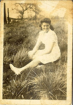 Delsie Jane Toots <i>Basham</i> Estep