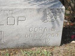 Cora B Hyslop