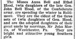 Anna Bell Hood