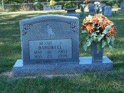 Bessie J Bardwell