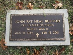 John Pat Neal Johnny Burton